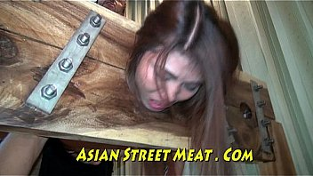 Thai Wench Anal Fucked Between Small Sweet Buttocks