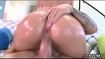 Jamie Jackson and her round...