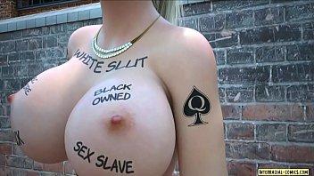 White Bimbo Whore