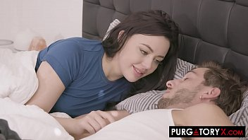 Two couples get together for a foursome and swap partners