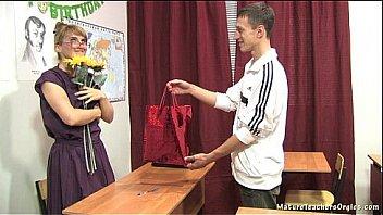 Russischen Reife Lehrer 11 -...