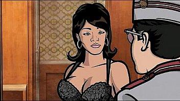 Wild Hardcore Archer Cartoon Porn Free
