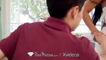 Watch Busty mature chick bangs hot guy ~ mature gidles tubes Online video preview