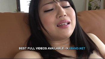 Hot japan girl Reo Saionji play with pussy