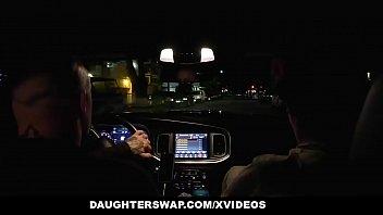 Watch DaughterSwap - Whore Teens Get Rammed By Their Daddies preview