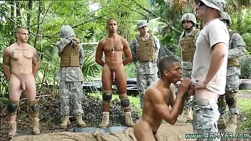 Army Bisexual Porn