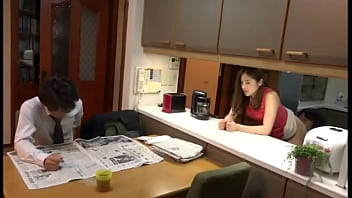 Japanese wife cheats husband