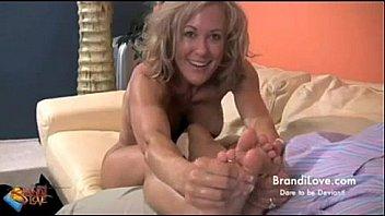 brandi love feet