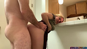Watch Stepmom takes stepson's dick from behind while working_on a speech preview