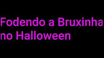 Foda na festa de Halloween