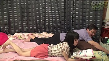 Young Japanese Girl Shows her Ass Up close