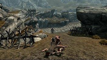 Skyrim Slave