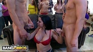 Watch BANGBROS - Pornstar Dorm Invasion With Big Booty Babe Alexis Texas_& Friends preview