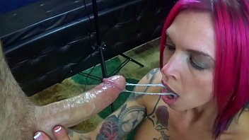 Anna Bell Peaks Sucking My Cock