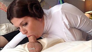 The fucking Princess Leia whore