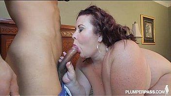 Plump Big Tit Mother Fucks Her Son's Best Friend