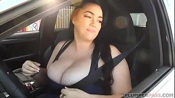Seat belt girl wearing hot