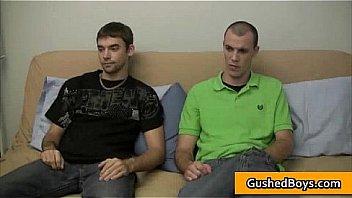 Gay clip of keith and ryan gay blowjob