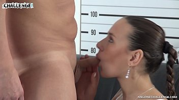 Big guy with small cock failed with pornstar Mea Melone