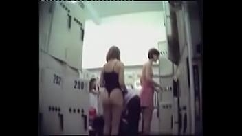 Undressing room russian