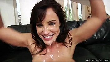 Lisa Ann Hardcore Gangbang by 4 dudes ALSO Facial Blast