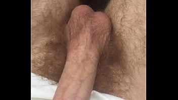 Public naked wanking my cock in my car