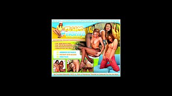 Young teens cuties starring in this compilation with slim girlfriends in nylon from YoungFatties.com