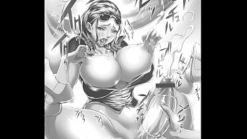 Midaresaki Kaizoku Jotei - One Piece Extreme Erotic Manga Slideshow