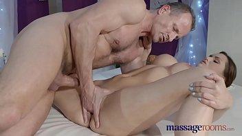 Massage Rooms Flexible big tits...