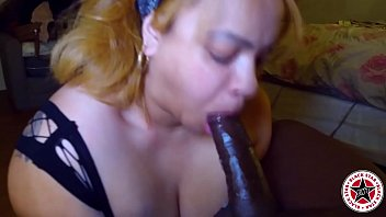 BBW's love deepthroating BBC and swallowing CUM