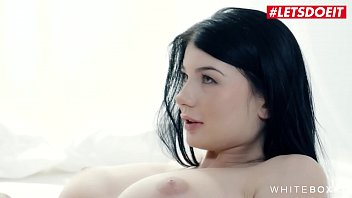 LETSDOEIT - Big Tits Teen Lucy Li Let Her Boyfriend To Take Care Of Her Sweet Pussy
