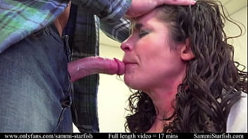 Mother's Blackmail BJ