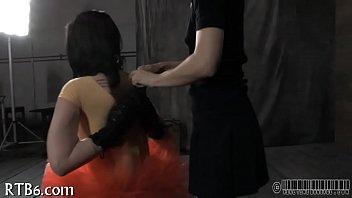 Free bondage porn movie scene