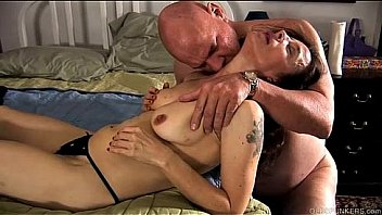 Kinky old spunker is a super hot fuck and loves to eat cum