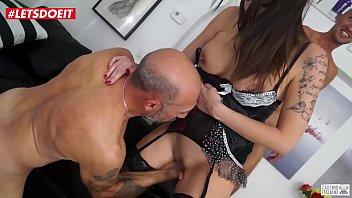AMATEUR EURO - Deep Anal Fuck For Slutty Maid