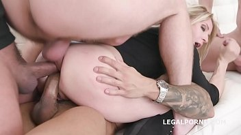 Monsters of TAP, Sindy Rose insane Balls Deep Action with Buttrose, TAP and Swallow GIO1090