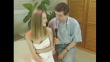 Underligt spanske TV-show, hot anal...