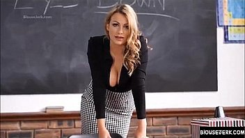 Penny Lee - Sexy teacher boobs