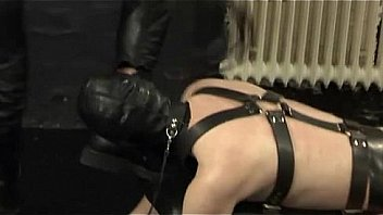 hot sadistic  bdsm session Sir Philippe's way; No taboos, No limits