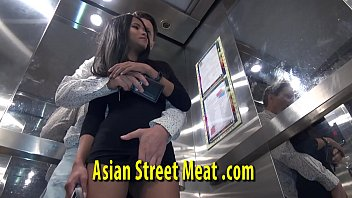 Skinny thai cutie fucked by white dick