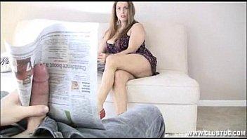 Big Titted Milf Branlette Dans...