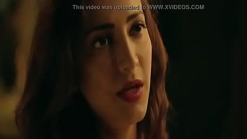 actress shruti hassan indian bollywood real sex video and looking damm hot sexy awesome kissing in a room very passionately