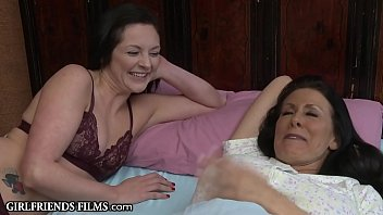 Mature MILF Teaches Teen How To Be With Women