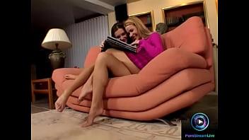 Kendra james tickle