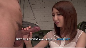 Hot japan girl Rikka Anna suck and lick dick