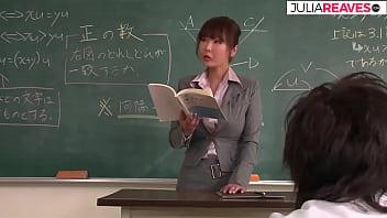 Scandal, asian teacher fucks a student