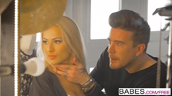 Babes.com - The Black Corset...
