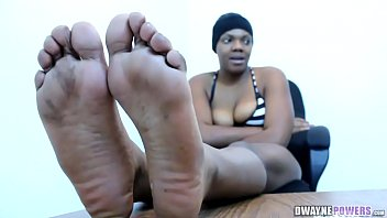 Black Feet and Cowgirl Riding