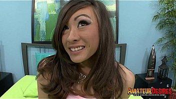 Cute Asian Ariel Rose