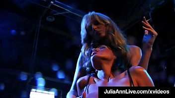Watch Busty Horny Cougars Julia Ann & Lisa Ann lube up their mature muffs, tongue fucking, pussy licking & pleasuring their beautiful snatches until they cum! Full Video & Julia Live @ JuliaAnnLive.com! preview
